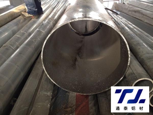 大口径薄壁铝管